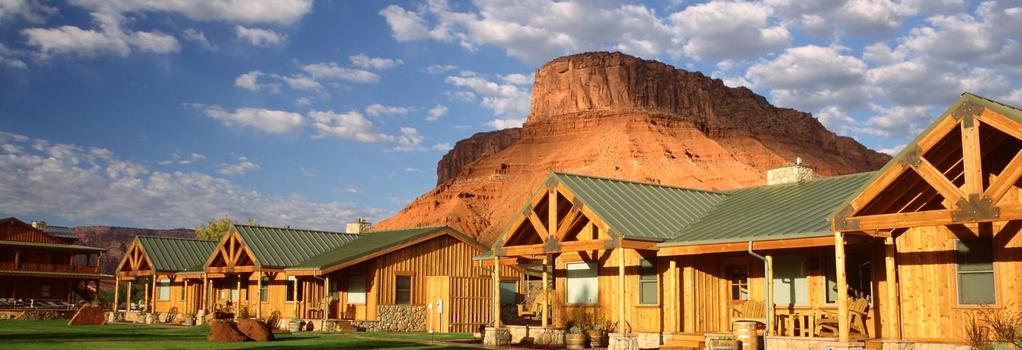 Sorrel River Ranch Resort - 摩押 - 建築