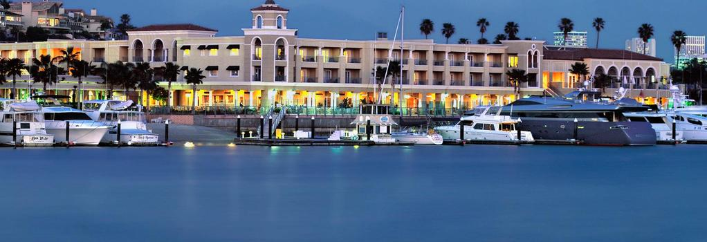 Balboa Bay Resort - 紐波特海灘 - 建築