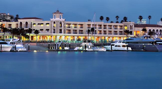Balboa Bay Resort - 紐波特海灘 - 建築