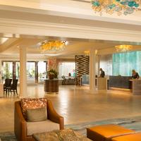 Balboa Bay Resort Lobby Sitting Area