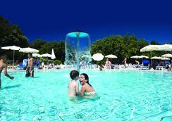 杜布羅夫尼克瓦拉馬爾酒店 - 杜布羅夫尼克 - 游泳池