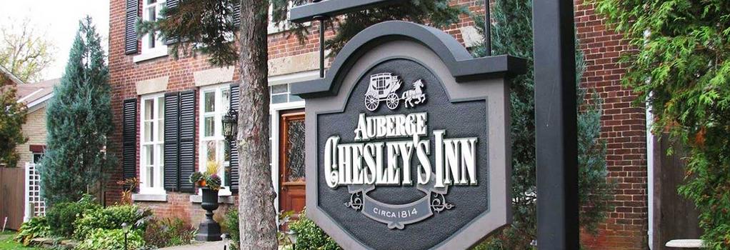 Auberge Chesley's Inn - 康沃爾 - 建築