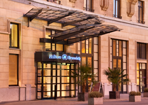 Hilton Brussels City