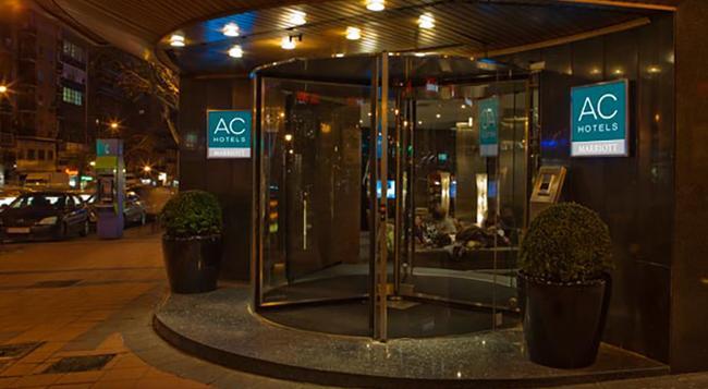 AC Hotel Carlton Madrid - 馬德里 - 建築
