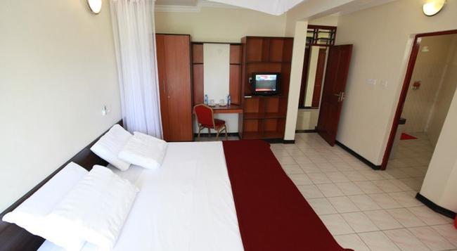 CoastGate Hotel - 蒙巴薩 - 臥室