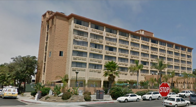Consulate Hotel Airport/Sea World San Diego Area - 聖地亞哥 - 建築