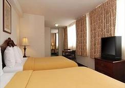 領事館酒店機場/海洋世界/聖地亞哥地區 - 聖地亞哥 - 臥室