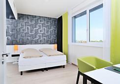 慕尼黑哈利之家公寓酒店 - 慕尼黑 - 臥室
