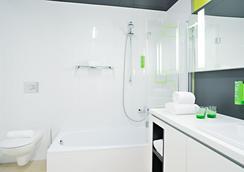 慕尼黑哈利之家公寓酒店 - 慕尼黑 - 浴室