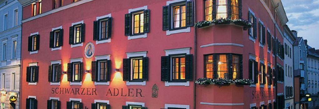 Hotel Schwarzer Adler - 因斯布魯克 - 建築