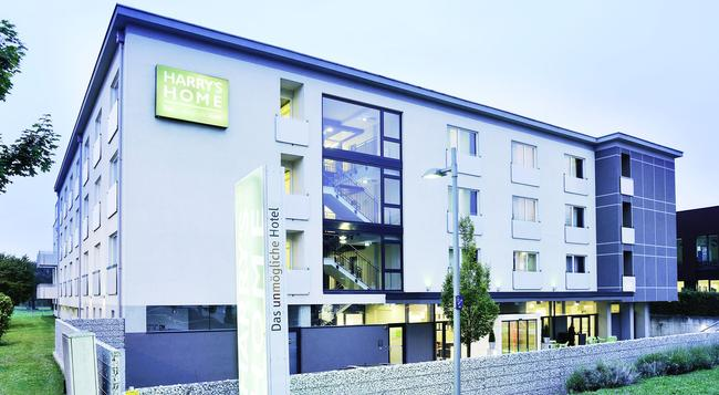 Harry's Home Hotel Linz - 林茨 - 建築