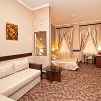 Classic Hotel Living Area
