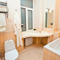 Classic Hotel Deep Soaking Bathtub