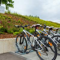 Légère Hotel Luxembourg rental bikes