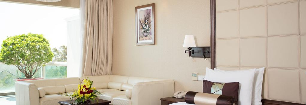 Sea Links Beach Hotel - Phan Thiet - 臥室