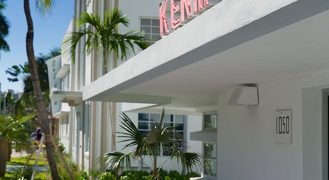 Washington Park Hotel - 邁阿密海灘 - 建築