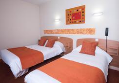 Grand Hotel de la Gare - Angers - 臥室