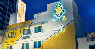 菠蘿親切Z酒店 - 聖地亞哥 - 建築