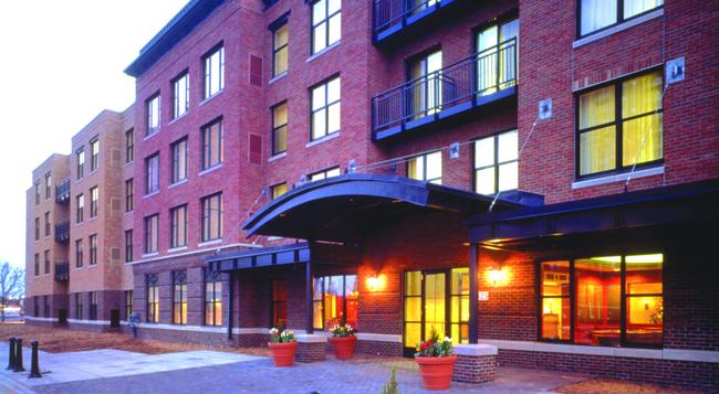 Residence Inn by Marriott Minneapolis Downtown at The Depot - Minneapolis - 建築