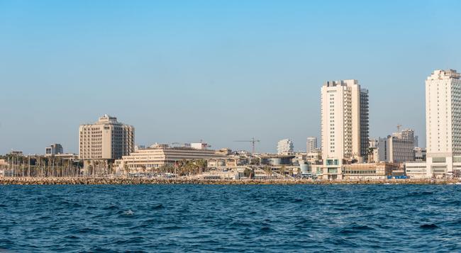 Leonardo Art Tel Aviv - 特拉維夫 - 建築