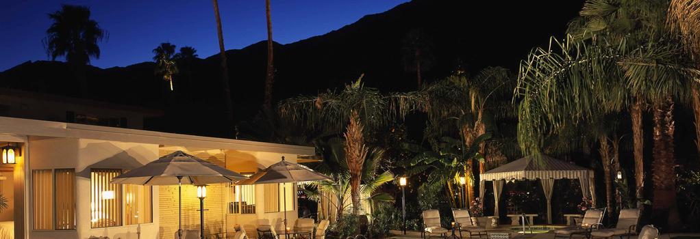 Calla Lily Hotel - Palm Springs - 游泳池