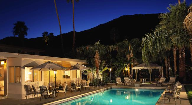 Calla Lily Inn - Palm Springs - 游泳池