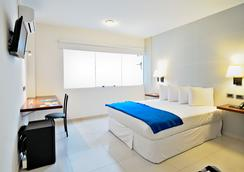 Hotel LP Santa Cruz - 聖克魯斯 - 臥室