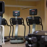 Radisson Hotel Albany Fitness Facility
