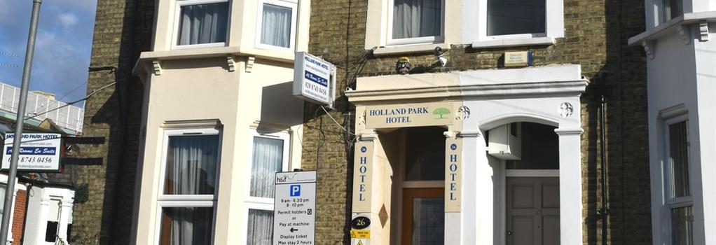 Holland Park Grove Hotel - 倫敦 - 建築