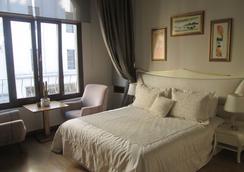 瑞麗普帕夏公寓酒店 - 伊斯坦堡 - 臥室