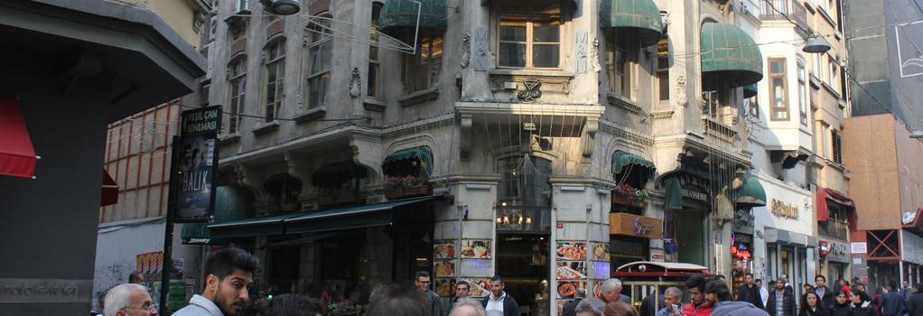 Ragip Pasha Apartments - 伊斯坦堡 - 建築