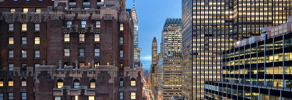 Hotel 48LEX New York - 紐約 - 建築