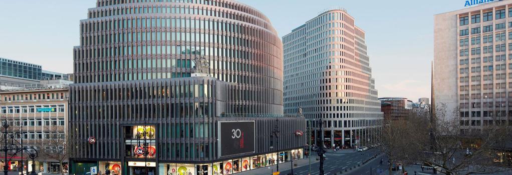 Swissotel Berlin - 柏林 - 建築