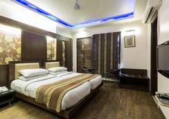 勒卡德酒店 - 新德里 - 臥室