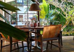 聖特雷莎RJ美憬閣索菲特酒店 - 里約熱內盧 - 餐廳