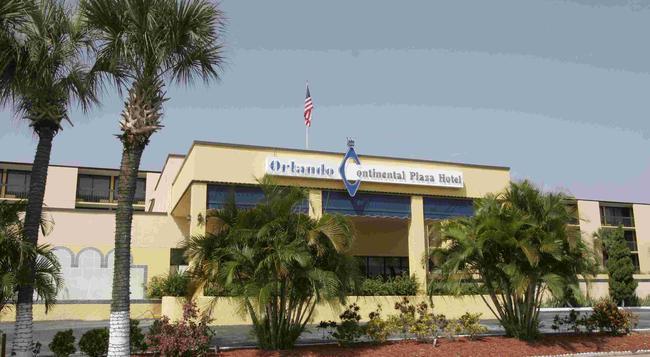 Orlando Continental Plaza Hotel - 奧蘭多 - 建築