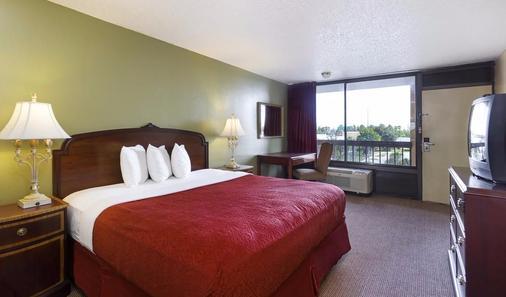 奧蘭多歐陸廣場飯店 - 奧蘭多 - 臥室