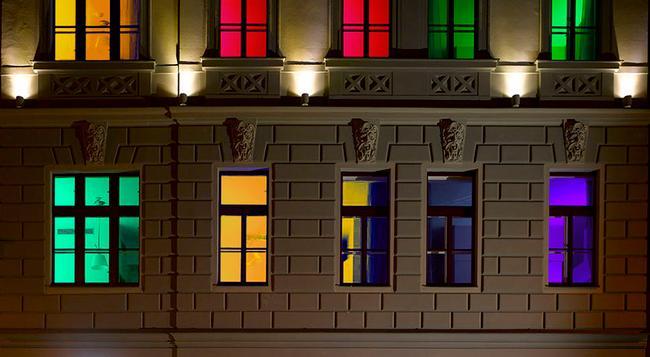 Moods Boutique Hotel - 布拉格 - 建築