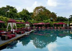 曼谷素可泰酒店 - 曼谷 - 游泳池