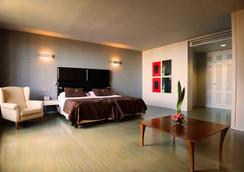 聖克魯茲學校酒店 - 聖克魯斯-德特內里費 - 臥室