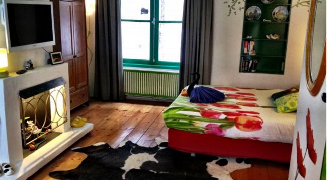 Tulip of Amsterdam B&B - 阿姆斯特丹 - 臥室