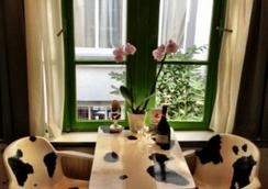 阿姆斯特丹鬱金香住宿加早餐旅館 - 阿姆斯特丹 - 休閒室