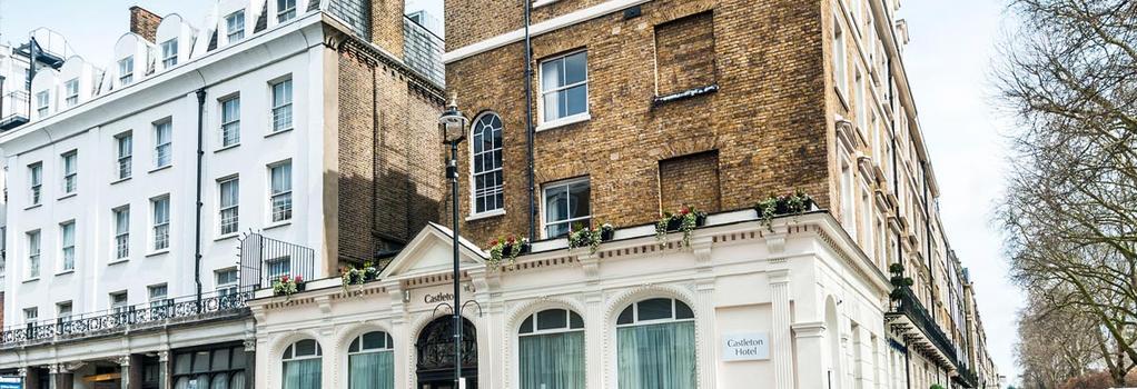Castleton Hotel - 倫敦 - 建築