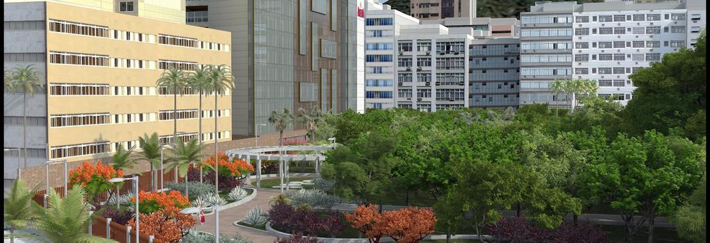 Arena Ipanema Hotel - 里約熱內盧 - 建築