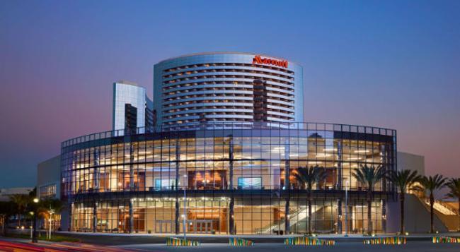 San Diego Marriott Marquis & Marina - 聖地亞哥 - 建築