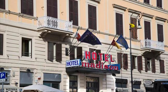 Hotel Madison - 羅馬 - 建築