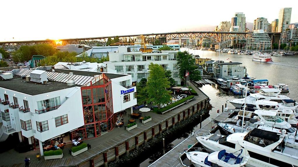 格兰维尔岛酒店 - 温哥华 - 室外景