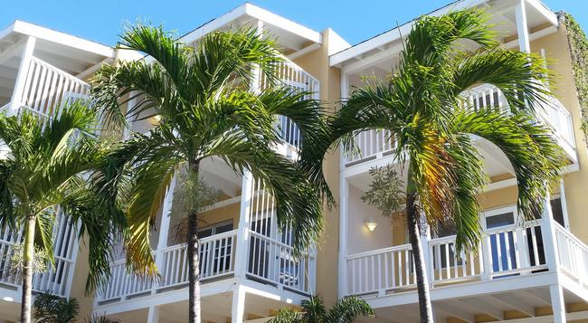 Ocean Terrace Inn - Basseterre - 建築