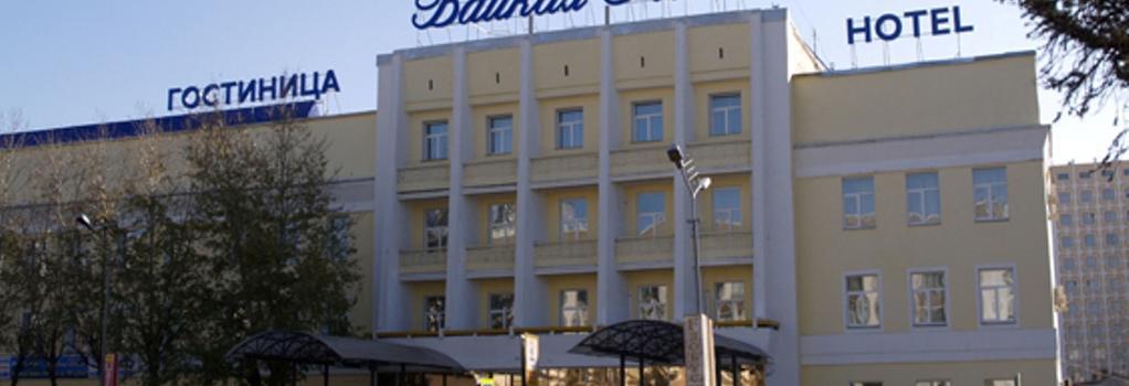 Baikal Plaza hotel - Ulan-Ude - 建築