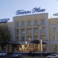Baikal Plaza Фасад